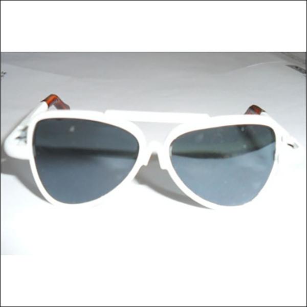 Paris White Sunglasses SD