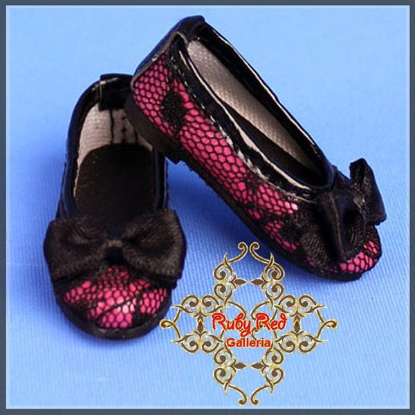 "RubyRed Galleria, 12"" InMotion, LittleFee, Bobobie YoSD - Shoes"