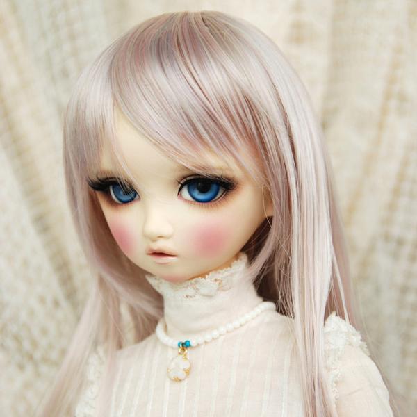 LeekeWorld Wig Lavender Eve Wave