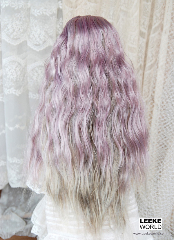 LeekeWorld Wig Lavender Perfume