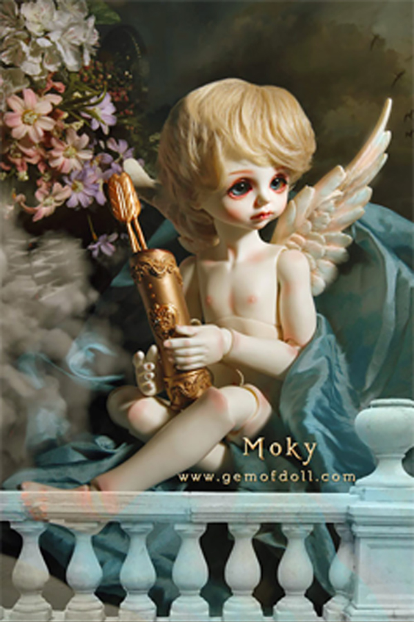 Gem of Gem of Doll Big Baby MokyDoll Big Baby Moky