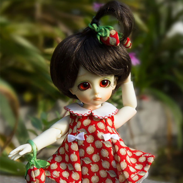 Gem of Doll Tiny Strawberry