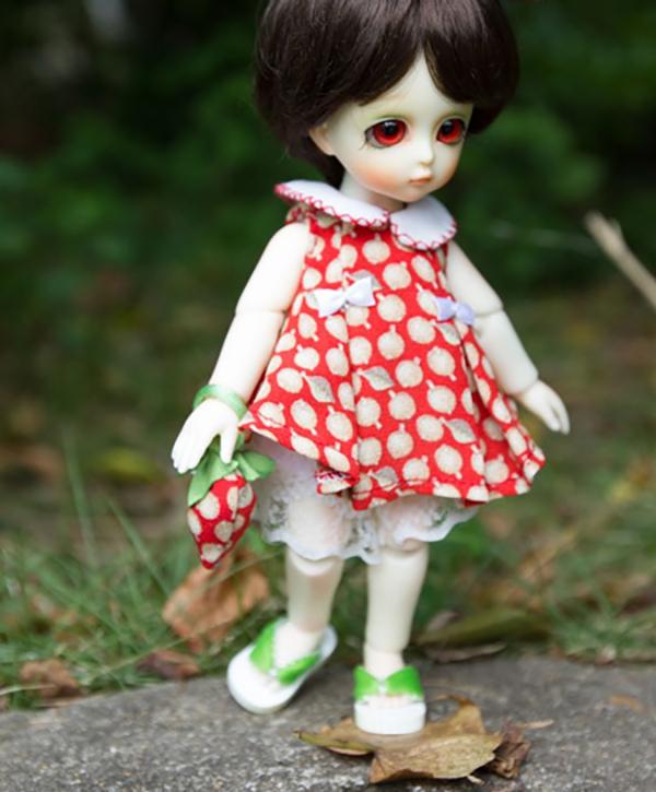 Gem of Doll Tiny Strawberry
