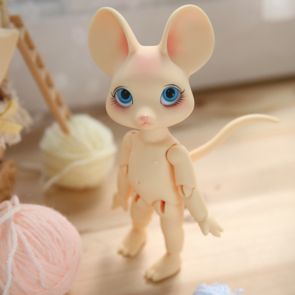 Pipos Jr PI Cheese Mouse Chou