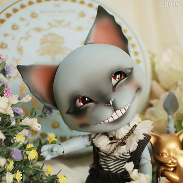 Pipos PI Cheshire Pop Gray