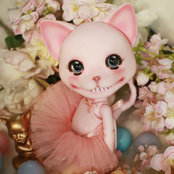 Pipos PI Cheshire Pop Pink