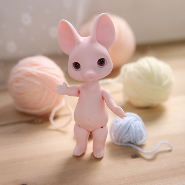 Pipos Infant PI Mini Cheese Mouse Berry