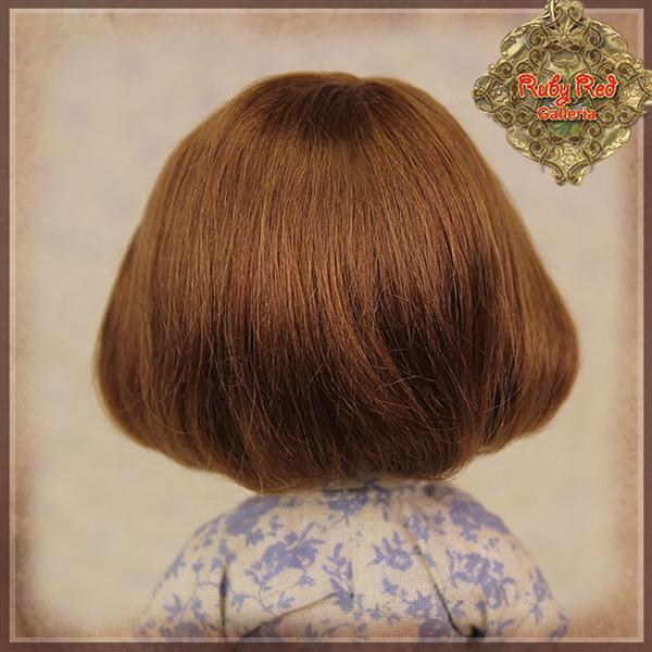 RubyRed Galleria Brown Braid Wig HD0016A