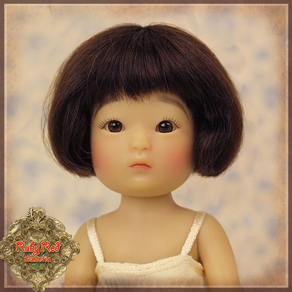 RubyRed Galleria Brown Wig HD0012A