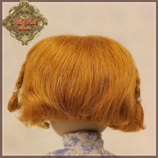 RubyRed Galleria Light Brown Braid Wig HD0011B