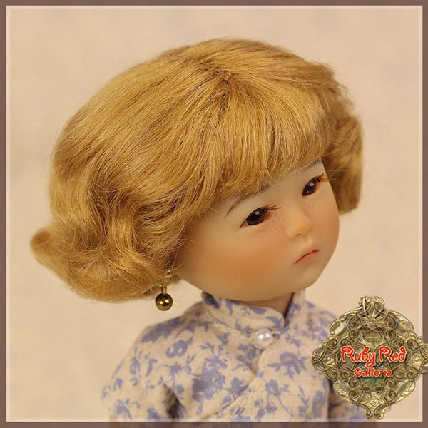 RubyRed Galleria Light Brown Wig HD0015A