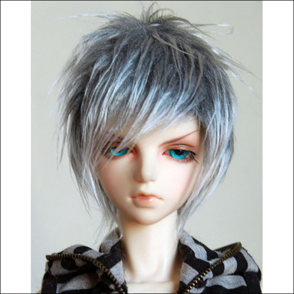 Shaggies Wig 3012 Gray Frost