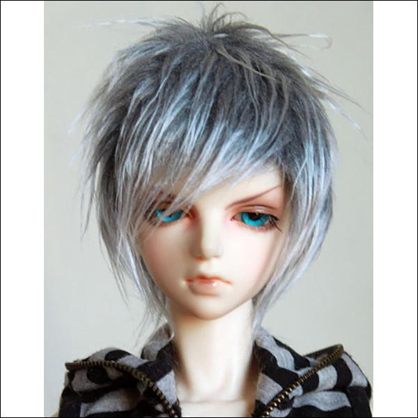 Shaggies Wig 3012 Gray Frost