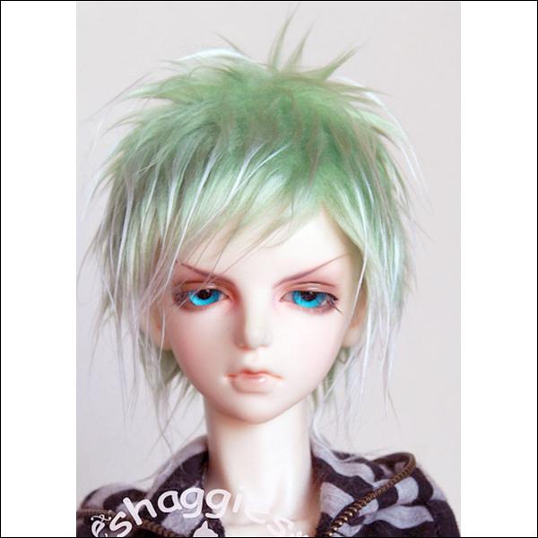 Shaggies Wig 3026 Ivy Frost