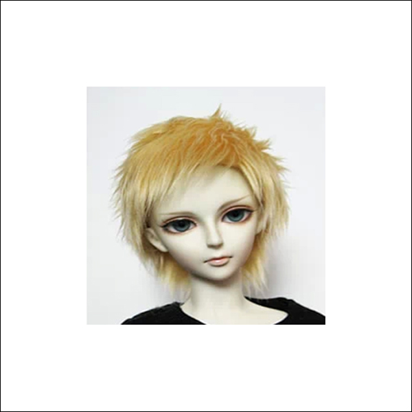 Shaggies Wig FW02 Yellow Blonde