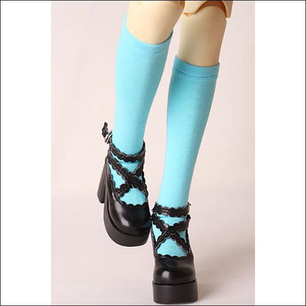Mid-Calf/Knee High Socks