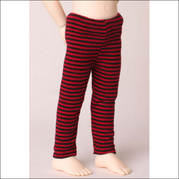 Youth Ankle Length Striped Leggings