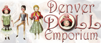 Denver Doll Emporium Logo