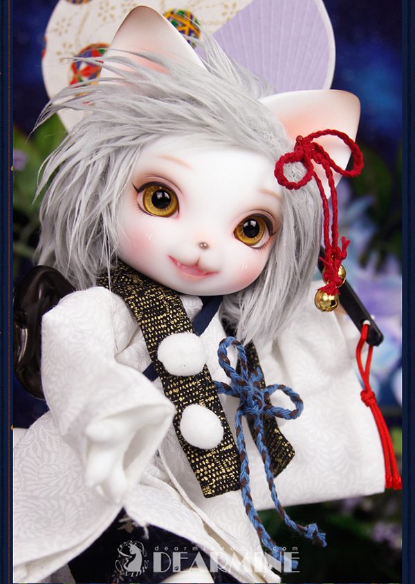 DearMine Rey Little Devil Anthro BJD