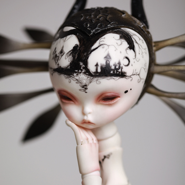 Doll Chateau Kid BJD Barbara