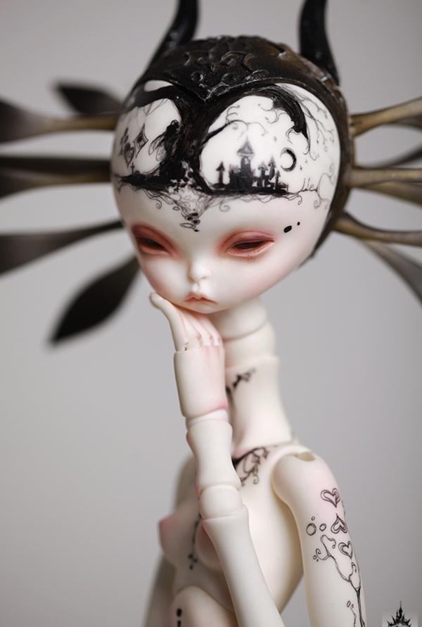 Doll Chateau Kid BJD Barbara