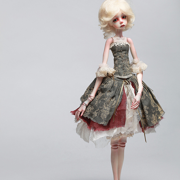 Doll Chateau Kid BJD Doll Susan