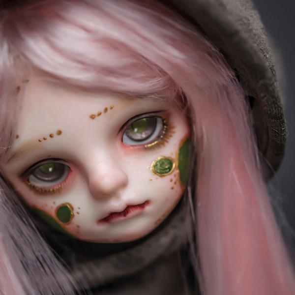 Doll Chateau Kid BJD Trista Human