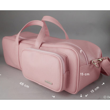 dollmore msd carry bag pink