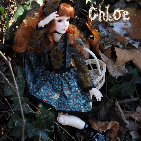 Dollmore BJD Kid Chloe Girl