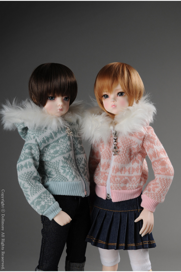 Dollmore BJD Jeemin Boy Girl