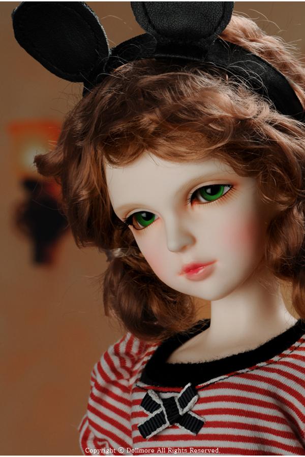 Dollmore BJD Luen Girl