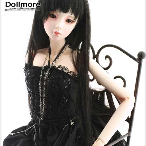 Dollmore Model Doll F Ha-Yarn