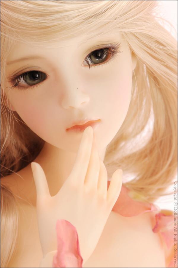 Dollmore Model Doll F Ha-Yarn