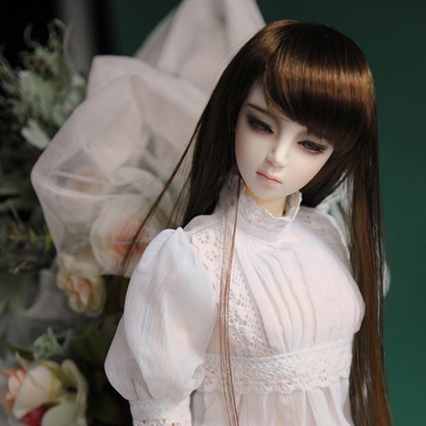 Dollmore Model Doll F Ha-Yarn Thinking