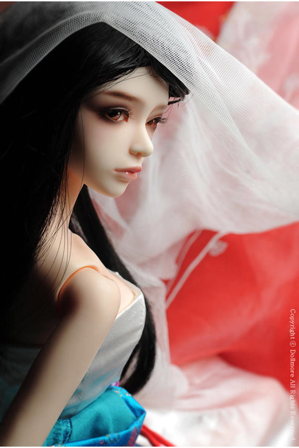 Dollmore Model Doll Socheon