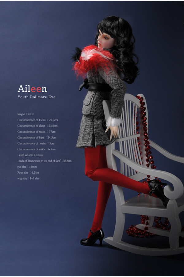 Dollmore Youth Eve BJD Aileen