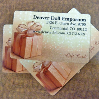 Denver Doll Emporium Gift Card