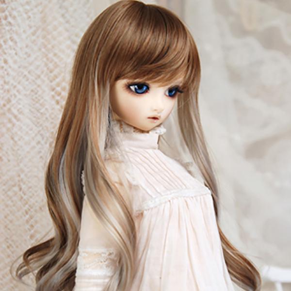 LeekeWorld Wig Customized Cute Wave