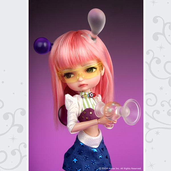 Lila World by Soom BJD Ghosty Ghosty