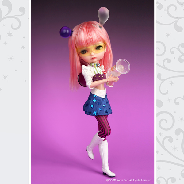 Lila World by Soom BJD Ghosty Ghosty
