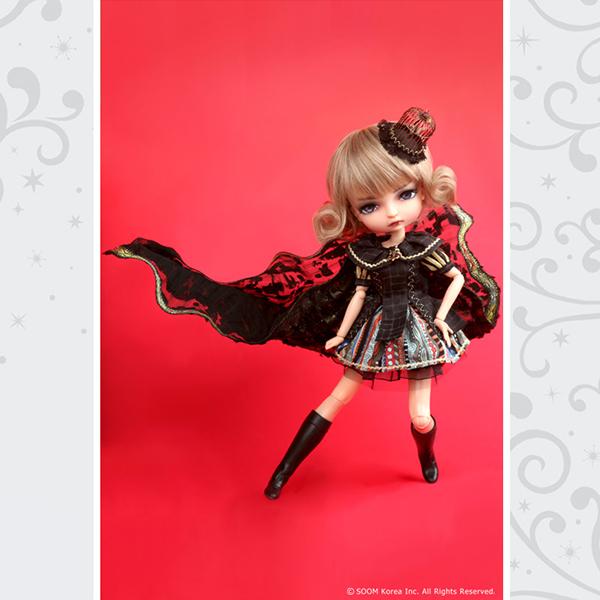 Lila World by Soom BJD Goblin Princess