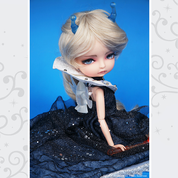 Lila World by Soom BJD Milky Way Splash