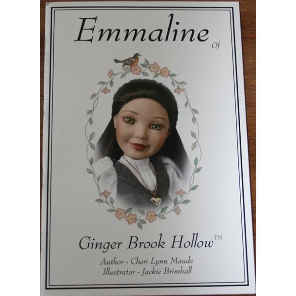 Paper Dolls Ginger Brook Hollow