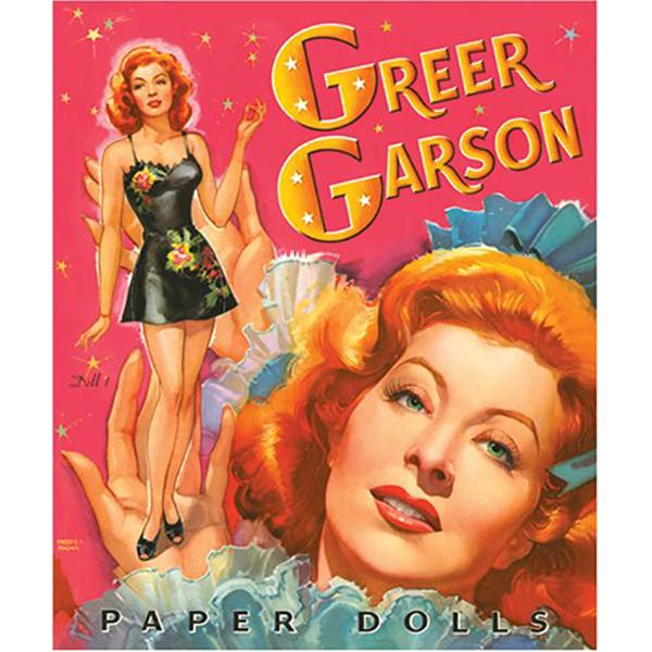 Paper Dolls Greer Garson