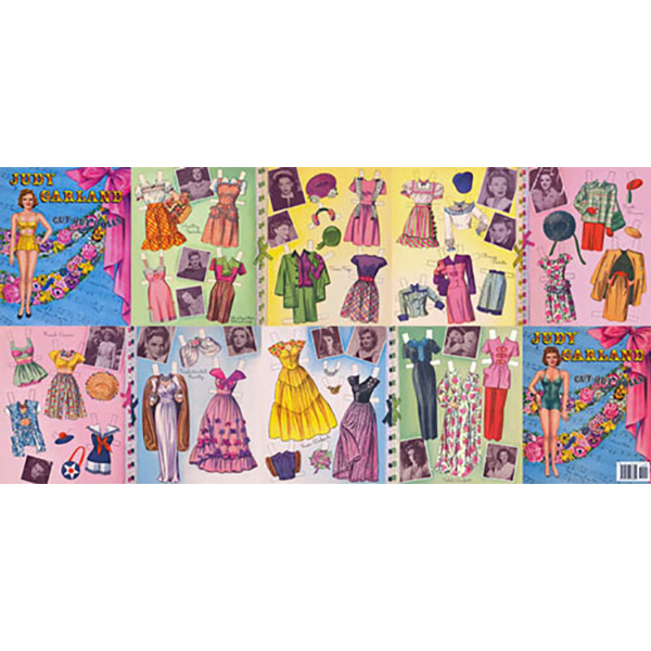 Paper Dolls Judy Garland
