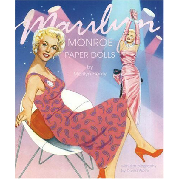 Paper Dolls Marilyn Monroe