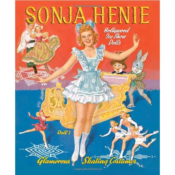 Paper Dolls Sonja Henie