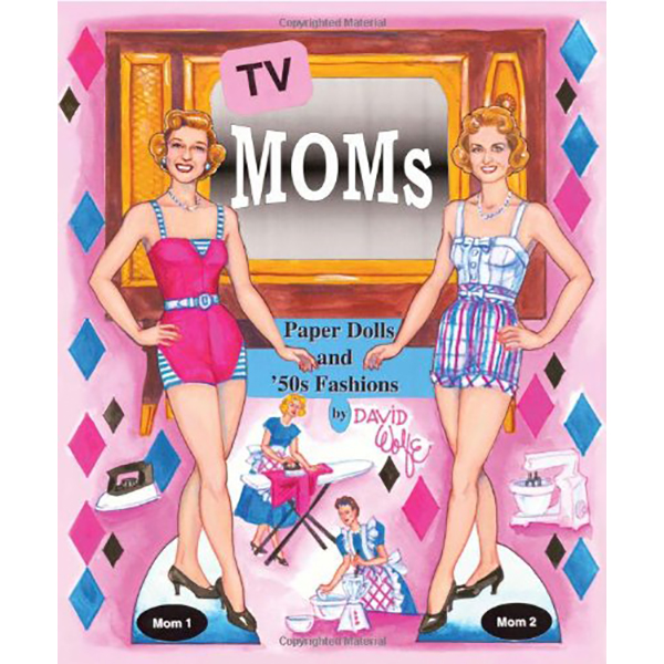Paper Dolls 1950s TV Moms