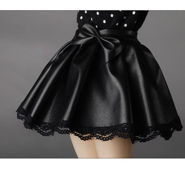 ashlyn leather skirt MSD