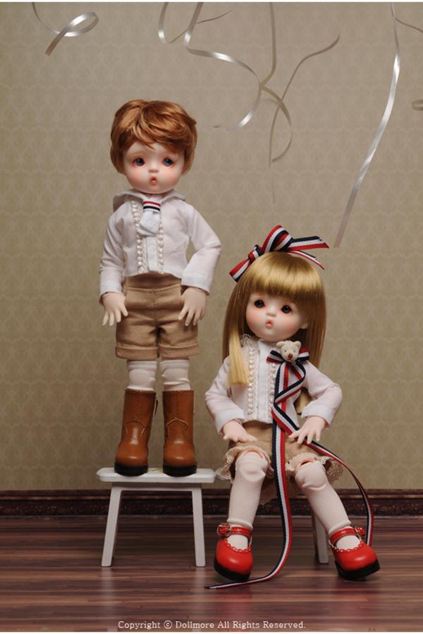 Dollmore YoSD BJD Doll Dear PopoDollmore YoSD BJD Dear Doll Popo
